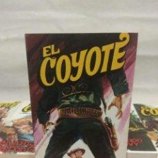 Tebeos: EL COYOTE-COLECCIÓN COMPLETA DE 192 TÍTULOS-ED. FAVENCIA AÑO 1973-1976. Lote 220428942