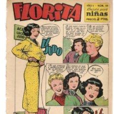Tebeos: FLORITA. REVISTA PARA NIÑAS. Nº 225. EDICIONES CLIPER. (TRO/14). Lote 220664113