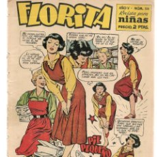 Tebeos: FLORITA. REVISTA PARA NIÑAS. Nº 226. EDICIONES CLIPER. (TRO/14). Lote 220664157