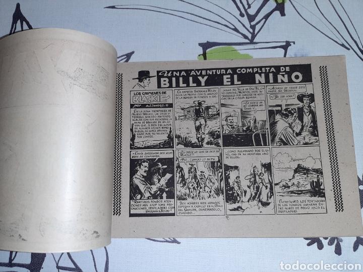 Tebeos: Billy el niño, Ediciones Cliper, Original y como nuevo - Foto 2 - 221411020
