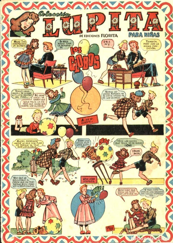 LUPITA-23 (CLIPER, 1950) (Tebeos y Comics - Cliper - Otros)