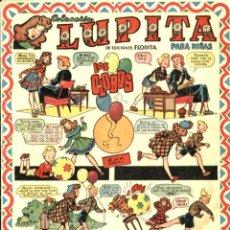 Tebeos: LUPITA-23 (CLIPER, 1950). Lote 221492357