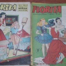 Tebeos: FLORITA EDICIONES CLIPER LOTE DE 11 Nº. Lote 222523653