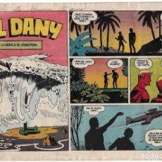 Tebeos: AL DANY Nº 9, ORIGINAL CLIPER 1953 MUY BUEN ESTADO-- LEER DESCRIPCION Y VER FOTOS. Lote 222912881