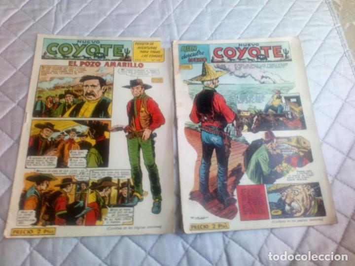Tebeos: Nuevo Coyote No 113-147-154-175 CLIPER - Foto 2 - 224895165