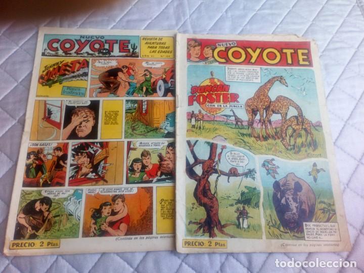 Tebeos: Nuevo Coyote No 113-147-154-175 CLIPER - Foto 3 - 224895165