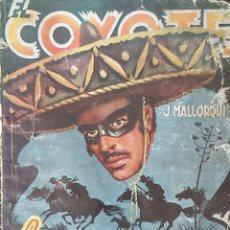Tebeos: EL COYOTE #65 LOS MOTIVOS DEL COYOTE. Lote 225995670