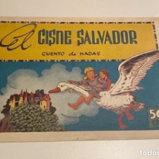 Livros de Banda Desenhada: EL CISNE SALVADOR. OCHÉ. CUADERNOS SELECTOS CISNE, 1942. Lote 228333885