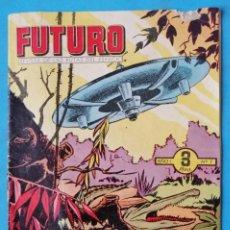 BDs: FUTURO Nº 7 - REVISTA DE LAS RUTAS DEL ESPACIO - EDITORIAL CLIPER 1957. Lote 230229210