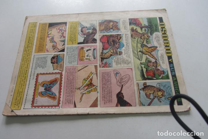 Tebeos: YUMBO AÑO VI Nº 278 POPEYE ORIGINAL ED. CLIPER ARX31 - Foto 2 - 231653915