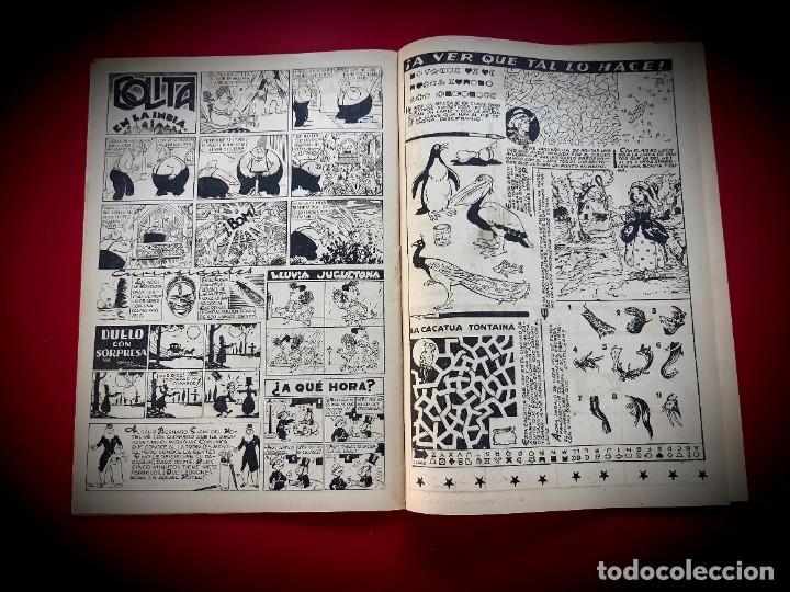 Tebeos: NICOLAS. HISTORIETAS COMICAS. EL HONOR. Nº 10. ORIGINAL-EXCELENTE ESTADO - Foto 3 - 232146655