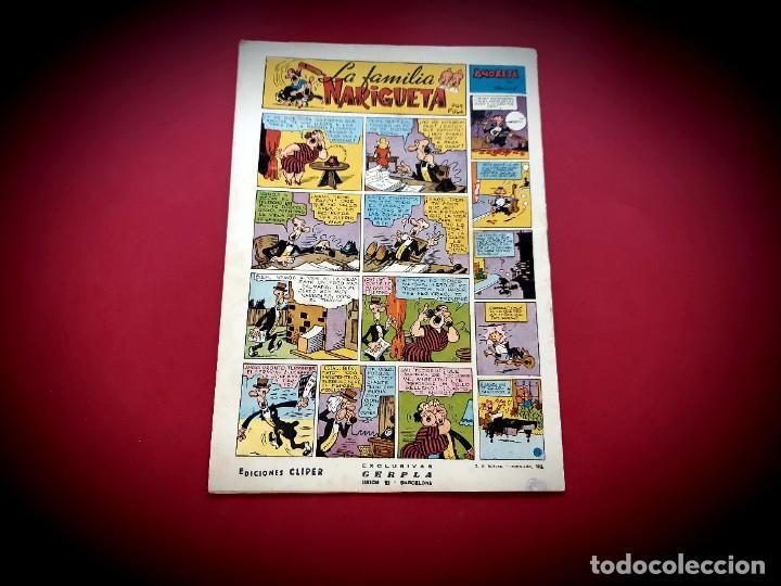 Tebeos: NICOLAS. HISTORIETAS COMICAS. EL HONOR. Nº 10. ORIGINAL-EXCELENTE ESTADO - Foto 4 - 232146655