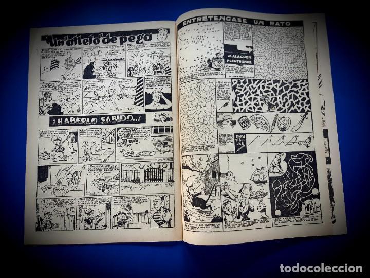 Tebeos: NICOLAS. HISTORIETAS COMICAS. EL HONOR. Nº 21. ORIGINAL-EXCELENTE ESTADO - Foto 3 - 232147640