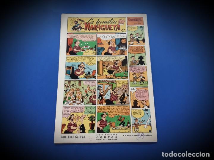 Tebeos: NICOLAS. HISTORIETAS COMICAS. EL HONOR. Nº 21. ORIGINAL-EXCELENTE ESTADO - Foto 5 - 232147640