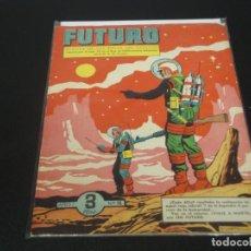 Tebeos: FUTURO Nº 13 EDITORIAL CLIPER. Lote 232601060
