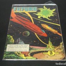 Tebeos: FUTURO Nº 10 EDITORIAL CLIPER. Lote 232601170