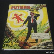 Tebeos: FUTURO Nº 11 EDITORIAL CLIPER. Lote 232604525