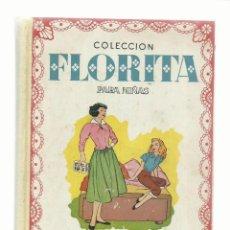 Tebeos: COLECCIÓN FLORITA PARA NIÑAS, TOMO XIV (261 AL 280 + ALMANAQUE 1955), 1954, CLIPER. COLECCIÓN A.T.. Lote 233475025