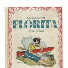 Tebeos: COLECCIÓN FLORITA PARA NIÑAS, TOMO X (181 AL 200), 1953, CLIPER. MUY BUEN ESTADO. COLECCIÓN A.T.. Lote 233475350