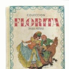 BDs: COLECCIÓN FLORITA PARA NIÑAS, TOMO IX (161 AL 180), 1952, CLIPER. MUY BUEN ESTADO. COLECCIÓN A.T.. Lote 233476025