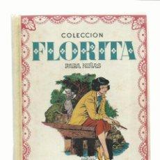 BDs: COLECCIÓN FLORITA PARA NIÑAS, TOMO VIII (141 AL 160), 1952, CLIPER. MUY BUEN ESTADO. COLECCIÓN A.T.. Lote 233476345