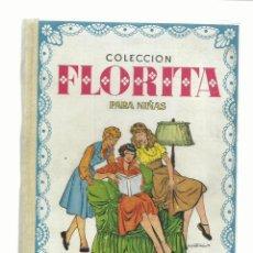 Tebeos: COLECCIÓN FLORITA PARA NIÑAS, TOMO VII (121 AL 140), 1952, CLIPER. MUY BUEN ESTADO. COLECCIÓN A.T.. Lote 233476655