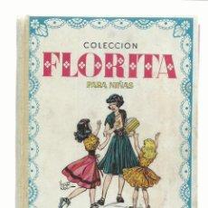 BDs: COLECCIÓN FLORITA PARA NIÑAS, TOMO V (81 AL 100), 1951, CLIPER. MUY BUEN ESTADO. COLECCIÓN A.T.. Lote 233477780