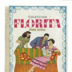Tebeos: COLECCIÓN FLORITA PARA NIÑAS, TOMO III (41 AL 60), 1950, CLIPER. MUY BUEN ESTADO. COLECCIÓN A.T.. Lote 233478525