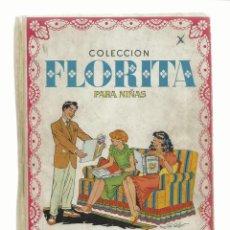 Tebeos: COLECCIÓN FLORITA PARA NIÑAS, TOMO II (21 AL 40), 1950, CLIPER. BUEN ESTADO. COLECCIÓN A.T.. Lote 233478905