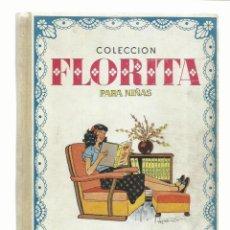 BDs: COLECCIÓN FLORITA PARA NIÑAS, TOMO I (1 AL 20), 1949, CLIPER. BUEN ESTADO. COLECCIÓN A.T.. Lote 233479435