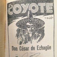 Tebeos: EL COYOTE (CLIPPER) COMPLETA. Lote 233661865