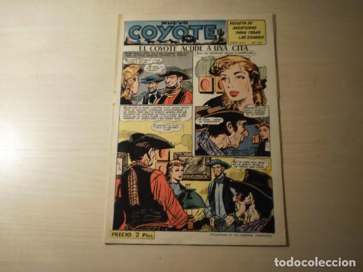 NUEVO COYOTE Nº 161 (ORIGINAL) - EDITORIAL CLIPER (Tebeos y Comics - Cliper - El Coyote)