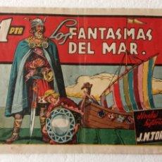 Tebeos: PELICULAS FAMOSAS EDI- CISNE- GERPLA 1942 ORIGINAL CON CROMOS. Lote 233762925