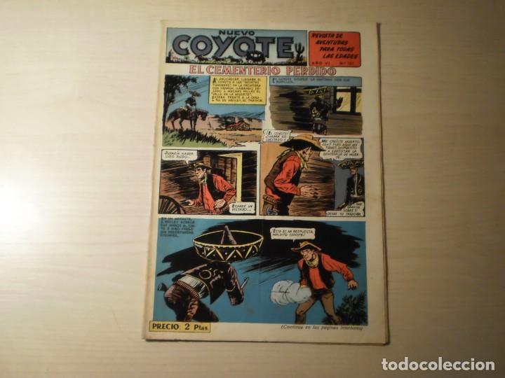 NUEVO COYOTE Nº 151 (ORIGINAL) - EDITORIAL CLIPER (Tebeos y Comics - Cliper - El Coyote)
