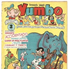 Tebeos: SEMANARIO INFANTIL YUMBO Nº 149 EDICIONES CLIPER AÑOS 50. Lote 234766675