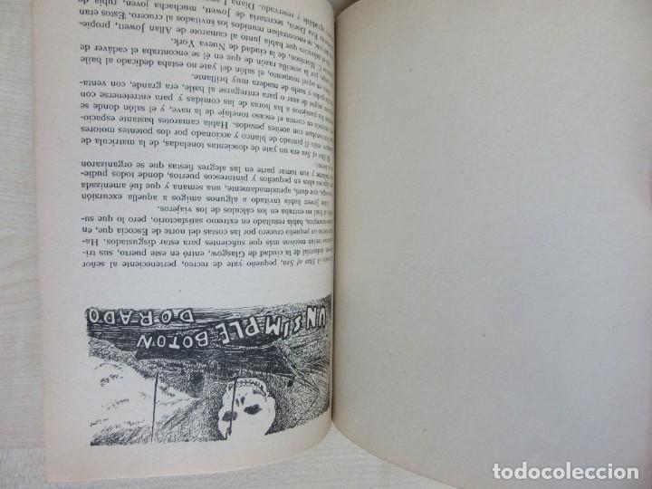 Tebeos: El vagabundo por Harris B Cadogan Dibujos Tomás Porto Serie policiaca Ed. Cliper Hacia 1944 - Foto 6 - 234921300
