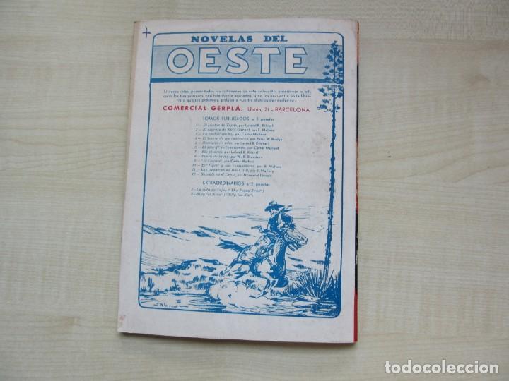 Tebeos: El vagabundo por Harris B Cadogan Dibujos Tomás Porto Serie policiaca Ed. Cliper Hacia 1944 - Foto 7 - 234921300