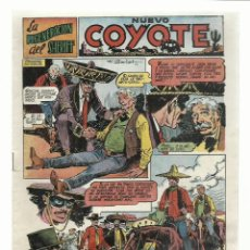 Tebeos: NUEVO COYOTE 116, 1952, CLIPER, BUEN ESTADO. Lote 235259780