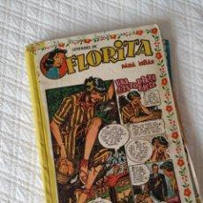 Tebeos: COMICS AÑOS 50' LEYENDAS DE FLORITA. Lote 235436515