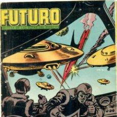Tebeos: FUTURO REVISTA DE LAS RUTAS DEL ESPACIO, Nº 12 ORIGINAL DE EDICIONES CLIPER. Lote 235698895