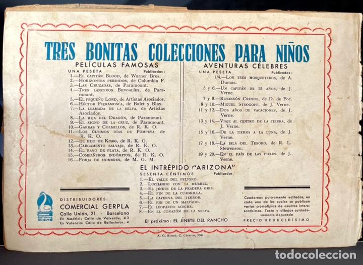 Tebeos: CUADERNOS SELECTOS CISNE Nº 34. PIEL DE ASNO. MARGENAT. ORIGINAL 1ª EDICIÓN. GERPLA//CLIPER - Foto 7 - 277416833