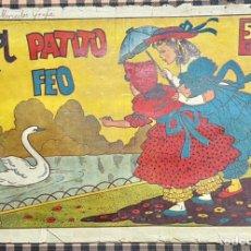 Tebeos: CUADERNOS SELECTOS CISNE Nº 7. EL PATITO FEO. ORIGINAL ESCASO DE VER .GERPLA//CLIPER. Lote 236063530