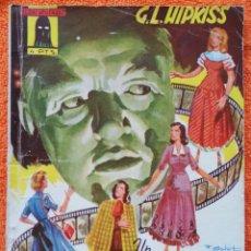 BDs: UN CARGAMENTO DE ESTRELLAS~EL ENCAPUCHADO Nº41 - 1948~1ªED. - G.L. HIPKISS - ED. CLIPER - PJRB. Lote 236155080