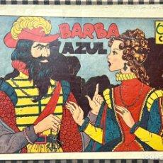 Livros de Banda Desenhada: CUADERNOS SELECTOS CISNE Nº 13. BARBA AZUL. ORIGINAL 60 CTS. GERPLA//CLIPER. Lote 236228070