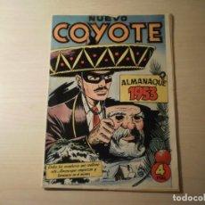 Tebeos: NUEVO COYOTE - ALMANAQUE 1953. Lote 236578055
