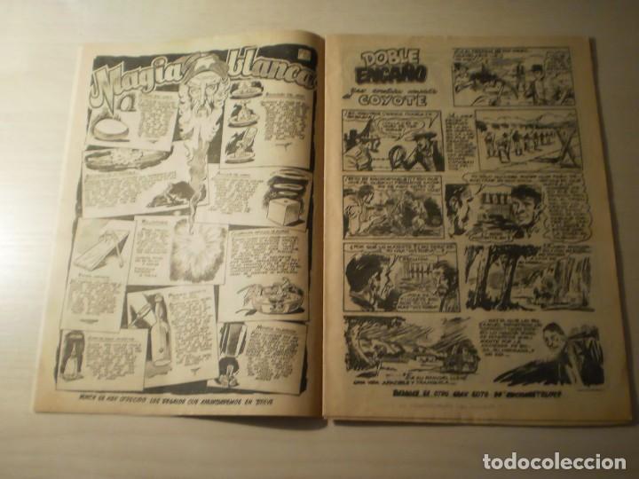 Tebeos: Nuevo Coyote - Almanaque 1953 - Foto 12 - 236578055