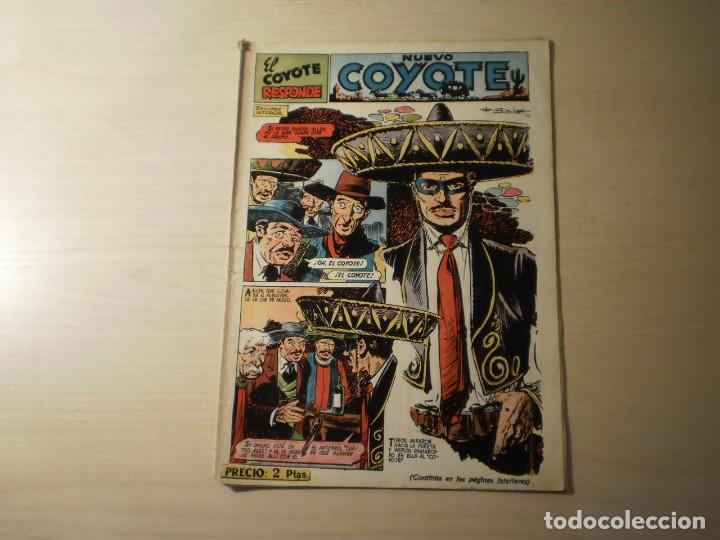 NUEVO COYOTE Nº 115 (Tebeos y Comics - Cliper - El Coyote)