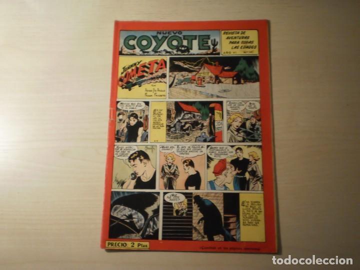 NUEVO COYOTE Nº 141 (Tebeos y Comics - Cliper - El Coyote)
