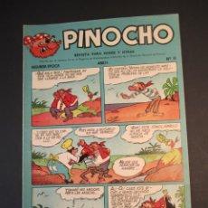 Tebeos: PINOCHO (1957, CLIPER) 28 · 1957 · PINOCHO. Lote 240981200