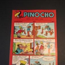 BDs: PINOCHO (1957, CLIPER) 27 · 1957 · PINOCHO. Lote 240983110